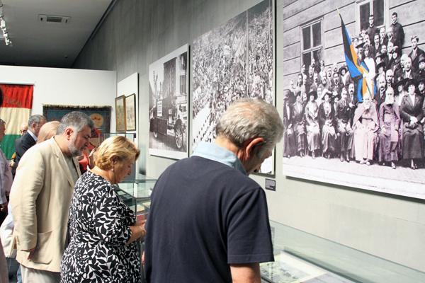 ՎիվաՍել-ՄՏՍ. Հայաստանի անկախության 25-րդ տարեդարձին նվիրված ցուցադրության գլխավոր գործընկեր