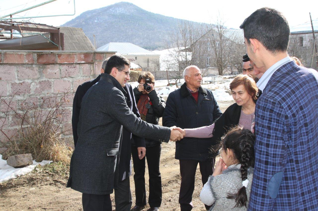 ՎիվաՍել-ՄՏՍ. Լոռու մարզում բնակարանի տեր է դարձել քսան ընտանիք