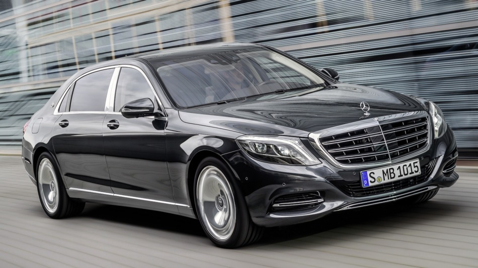 Uber-ը 9.6 մլրդ դոլարի S դասի Mercedes-Benz է պատվիրել