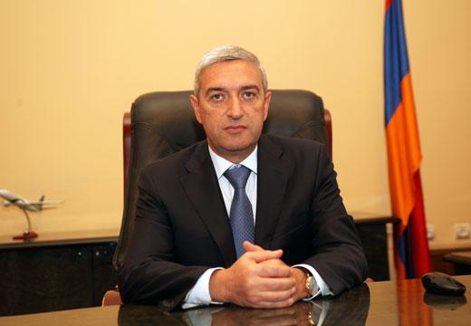 Վահան Մարտիրոսյանը շնորհավորել է «Հայփոստ» ՓԲԸ-ի աշխատակիցներին