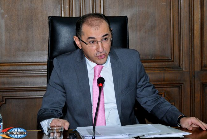 Վարդան Արամյանն անդրադարձել է ՌԴ-ի դեմ պատժամիջոցներին և դրանց հնարավոր ազդեցությանը Հայաստանի վրա