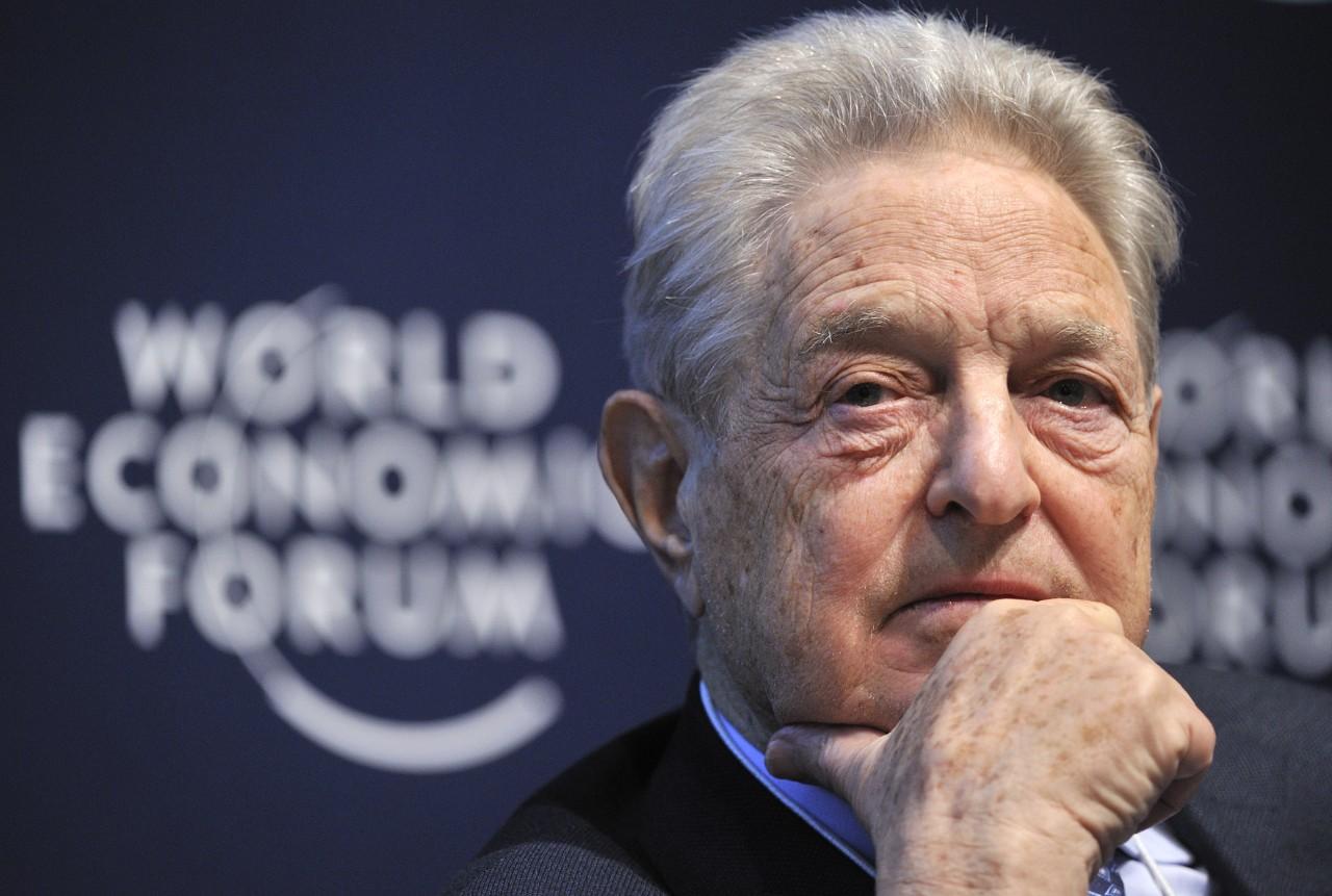 85-ամյա Ջորջ Սորոսն աշխարհի միլիարդատերերի վարկանիշում 23-րդն է