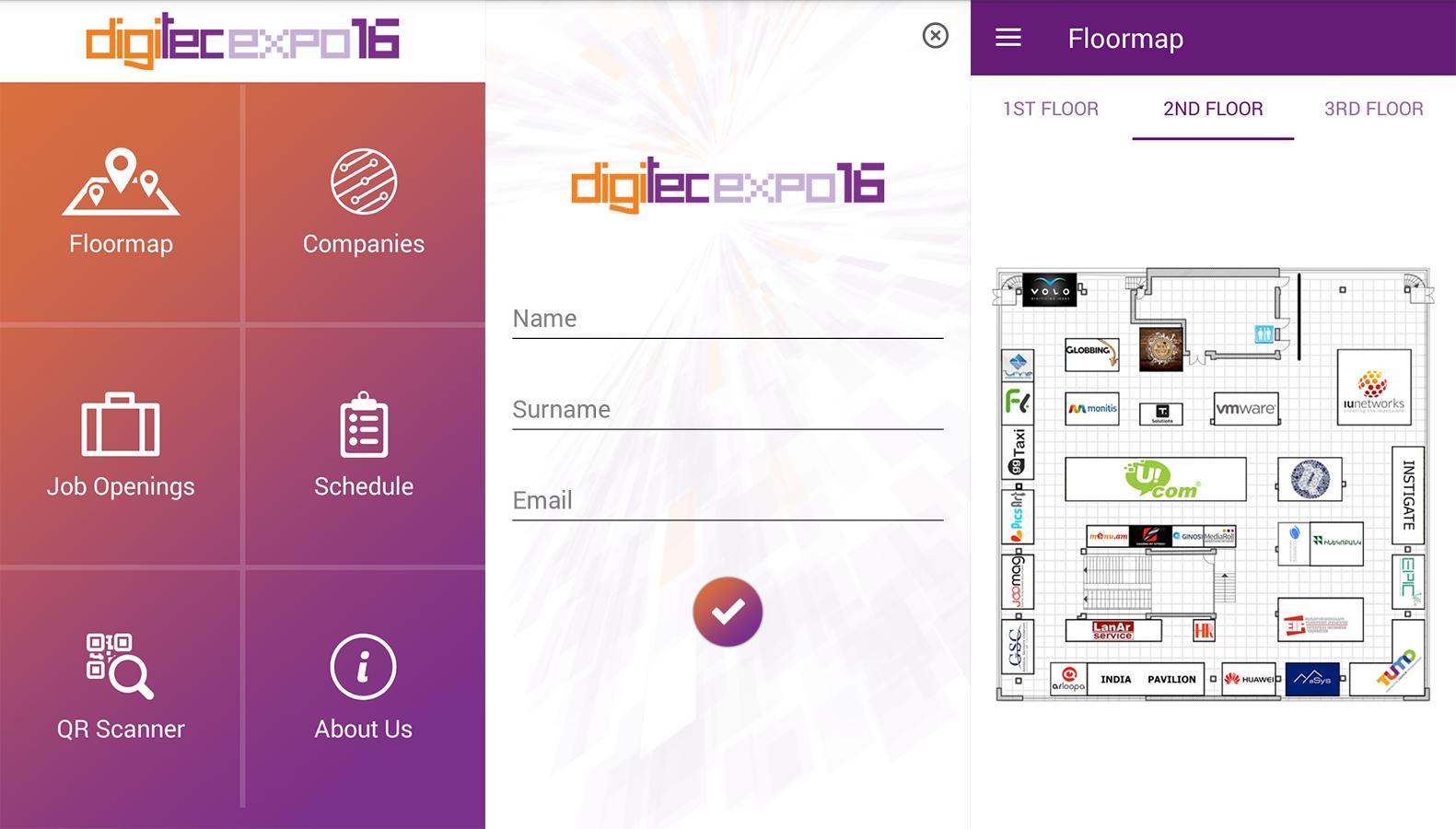 Google Play-ում արդեն հասանելի է DigiTec Expo բջջային հավելվածը