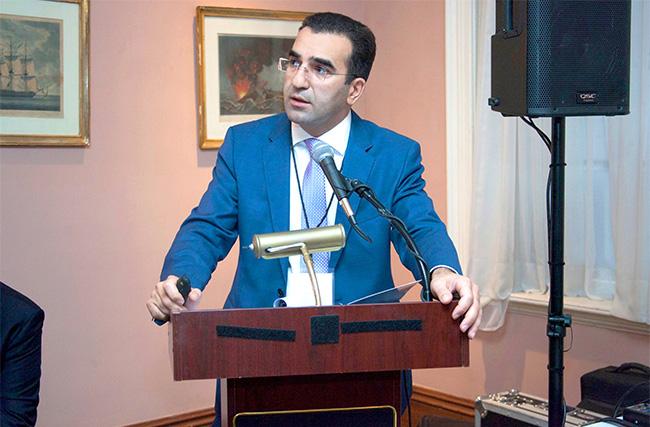 Հոկտեմբերի 10-11-ը Նյու Յորքում անցկացվեց «Հայաստան.ներդրումային համաժողովը»