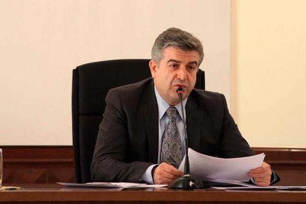 Կառավարության նիստ. Սուրեն Կարայանին հանձնարարվեց ակտիվ աշխատել հայ-ռուսական ներդրումային հիմնադրամի և Մեղրիի ԱՏԳ-ի ուղղությամբ