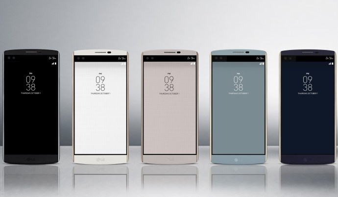 LG-ն Android 7.0-ով աշխատող առաջին սմարթֆոնն Է թողարկել