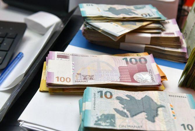 Ադրբեջանի արտաքին պարտքն արդեն կազմում է ՀՆԱ 20.4%-ը