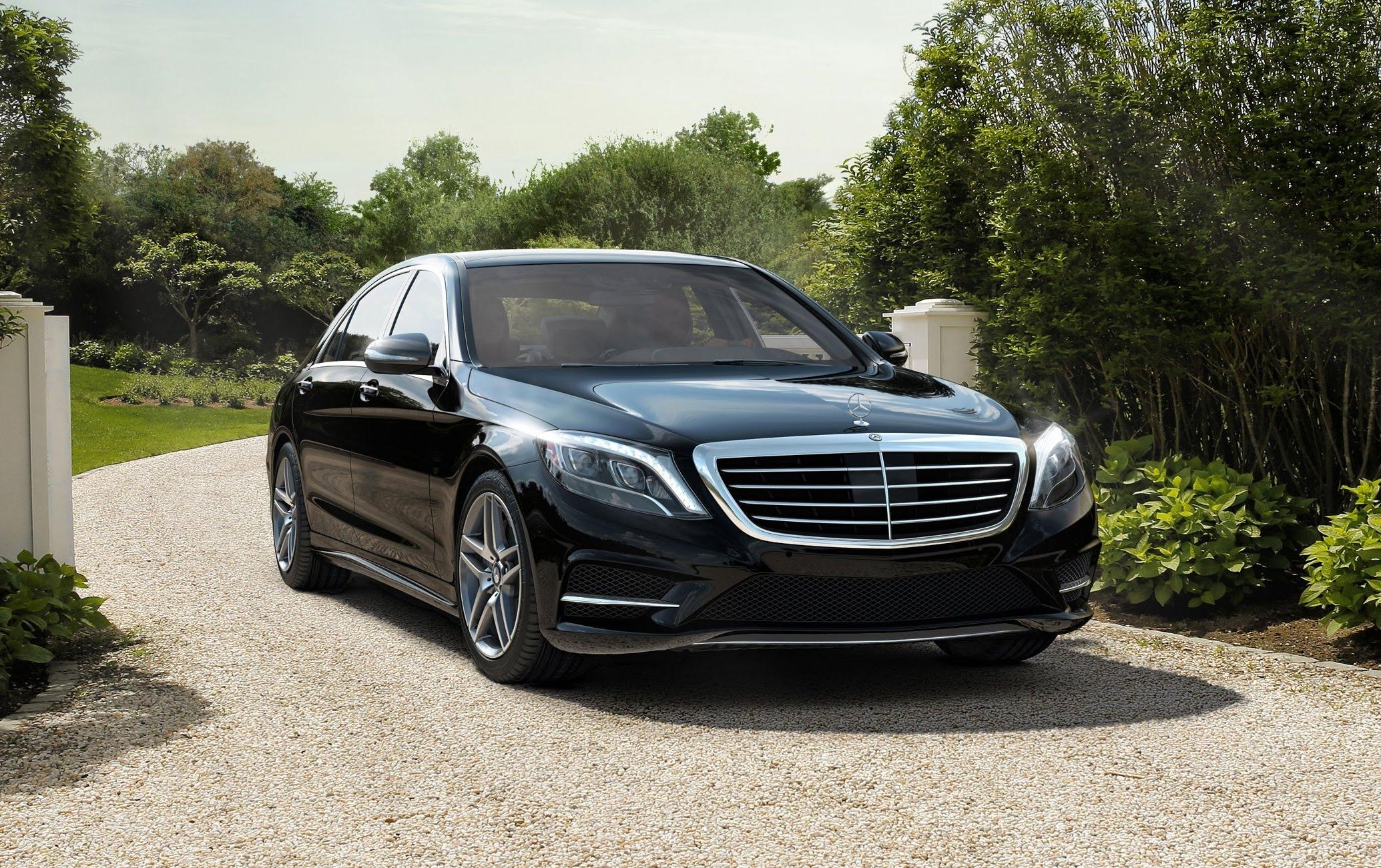 Նոր հիբրիդային Mercedes-Benz S դասը զինված կլինի անլար լիցքավորման համակարգով