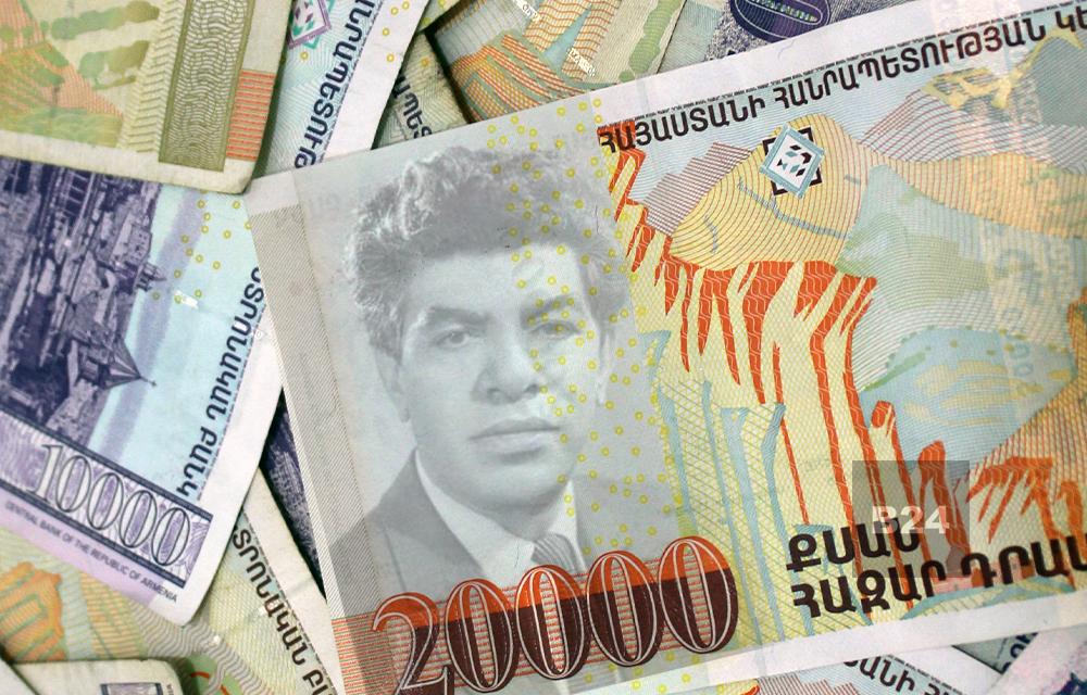 Կենտրոնական Բանկ. նոր թղթադրամների վրա պատկերված կլինեն Պարույր Սևակը, Գրիգոր Լուսավորիչը, Կոմիտասը