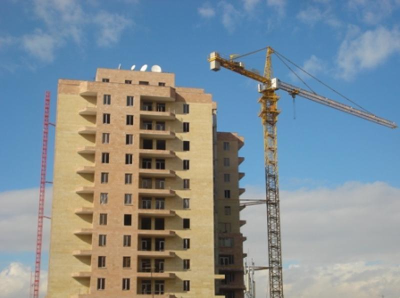 Այս տարի շինարարության ոլորտ են ուղղվել շուրջ 25 մլրդ դրամի միջազգային վարկային միջոցներ