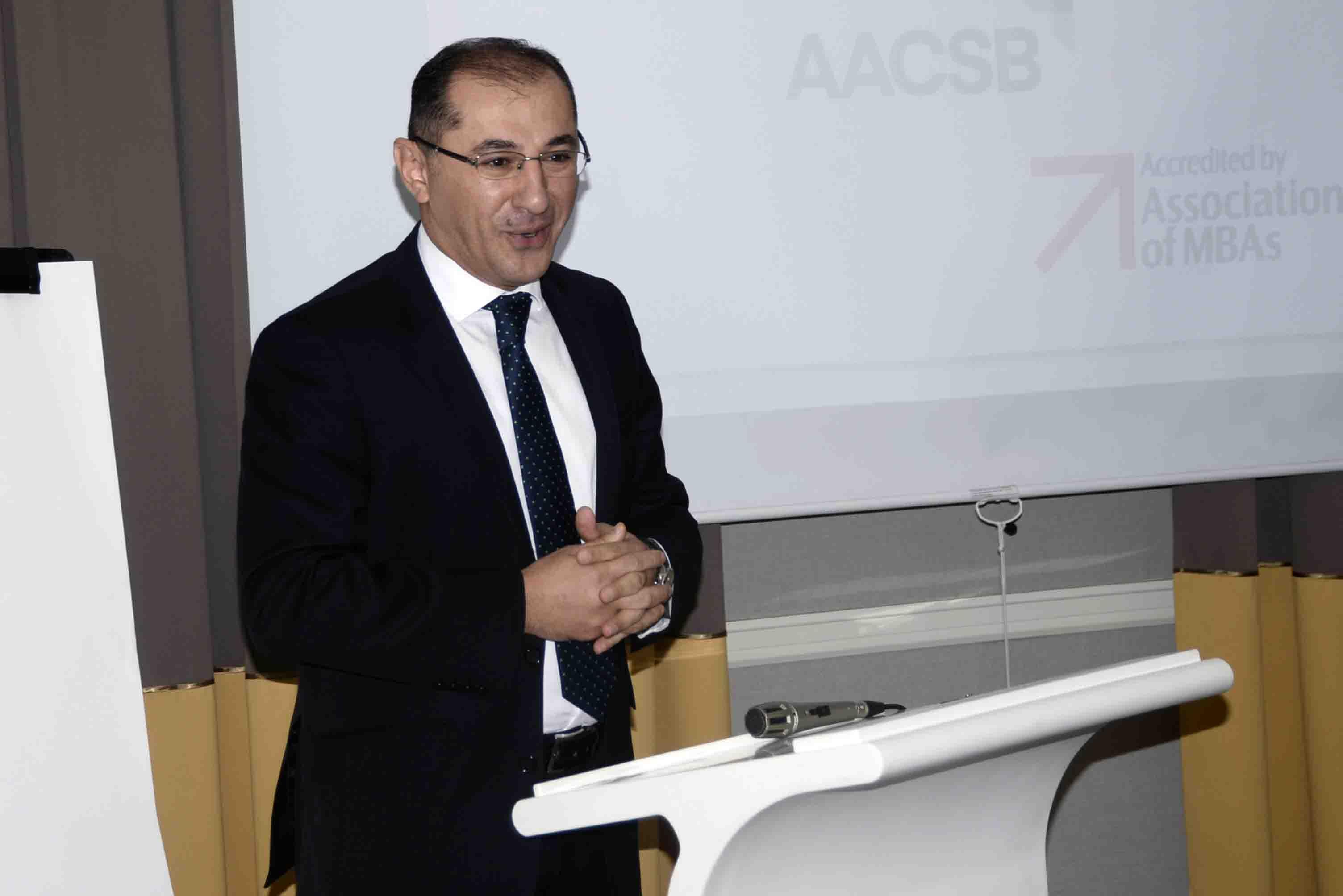 Վարդան Արամյանը ներկա է գտնվել Շեֆիլդի համալսարանի Executive MBA ծրագրի մեկնարկի միջոցառմանը