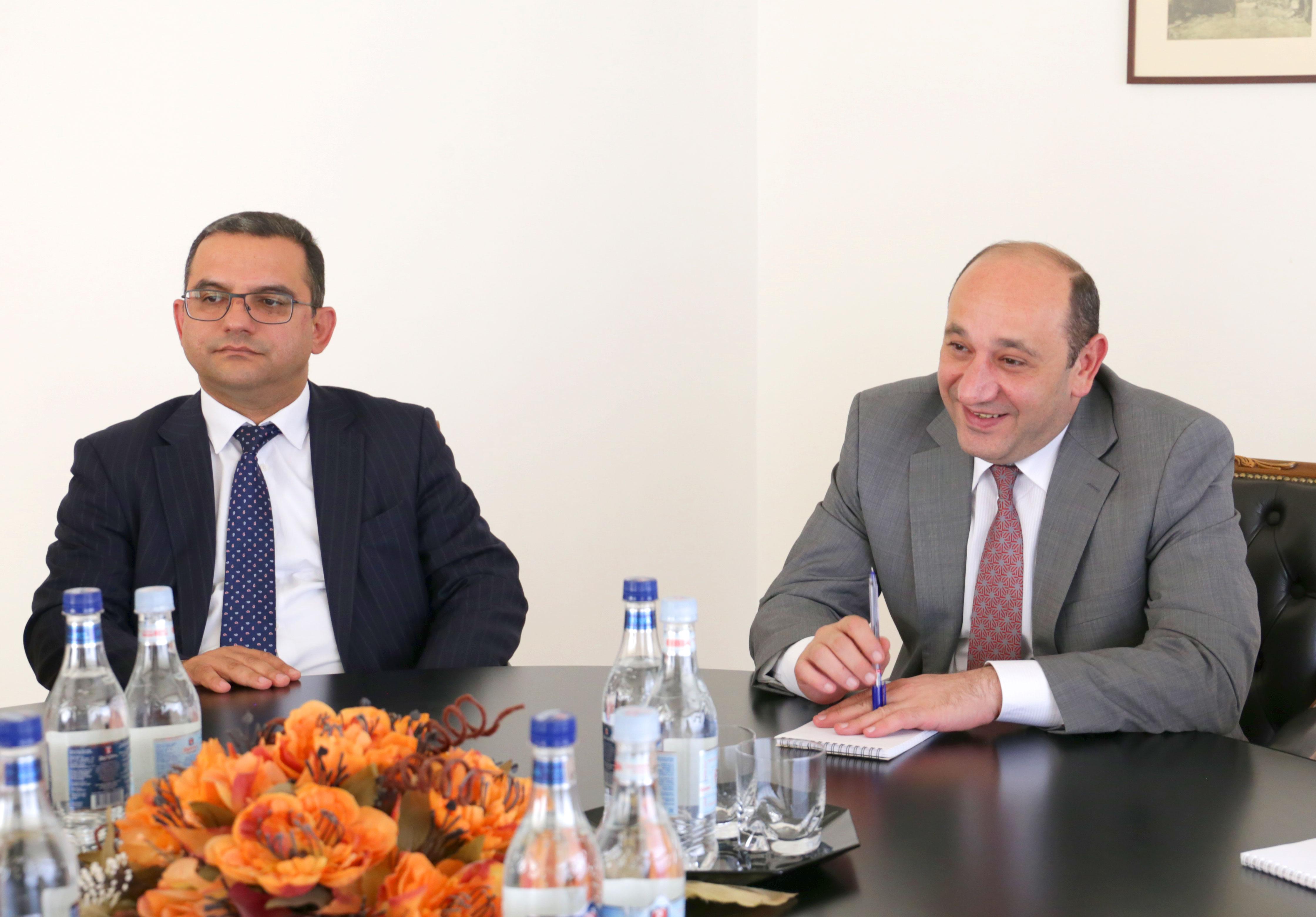 Հայաստանում ստեղծվում է թեթև արդյունաբերության ուսումնական կենտրոն