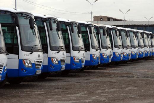 Գործարկվում է Երևան-«Զվարթնոց» օդանավակայան փորձնական երթուղի
