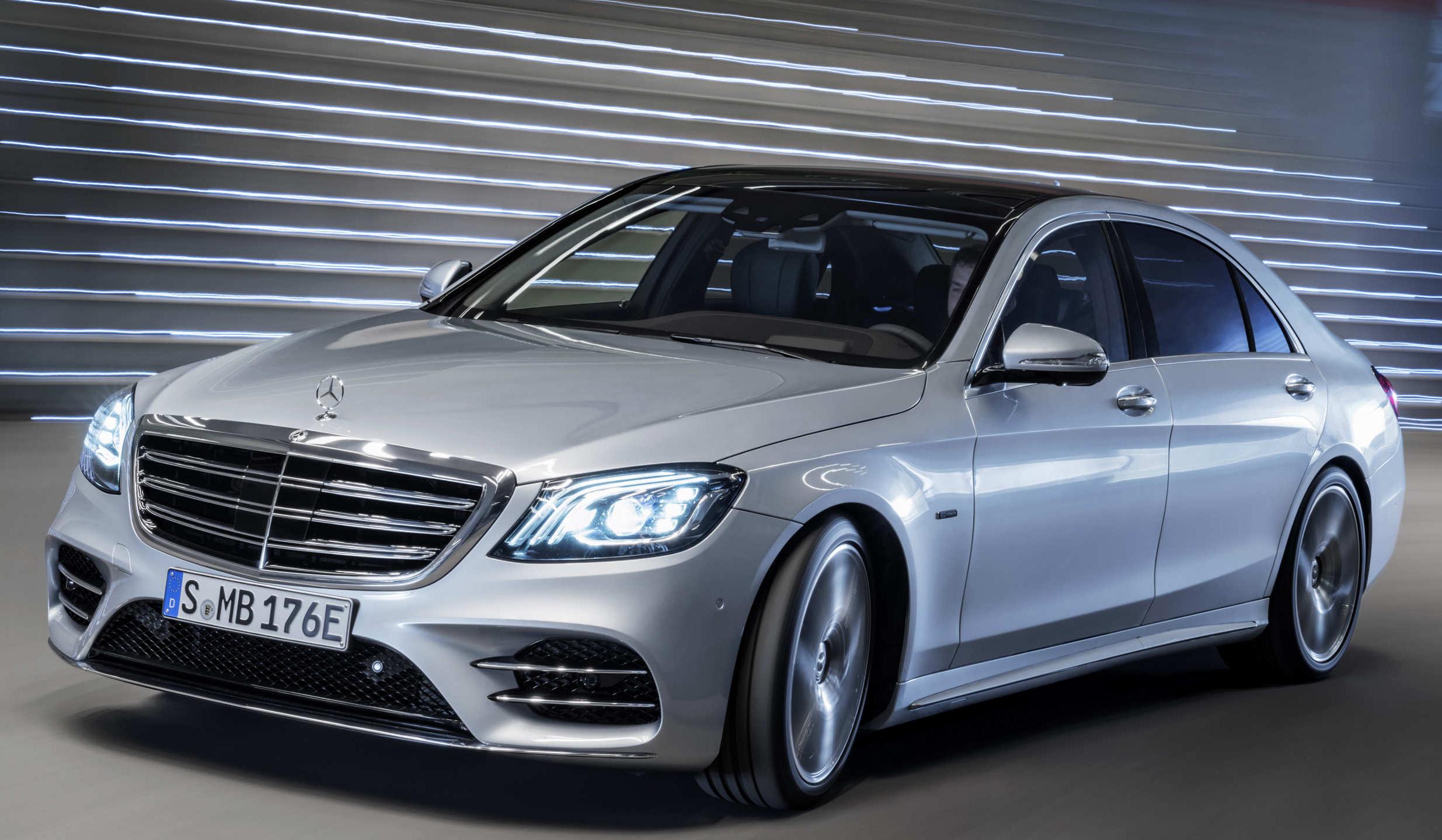 S դասի նոր Mercedes-Benz ավտոմեքենան արդեն Հայաստանում է
