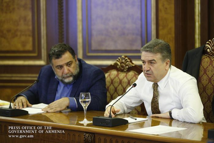 Վարչապետ Կարապետյանին են ներկայացվել IDeA հիմնադրամի զարգացման նոր նախաձեռնություններ