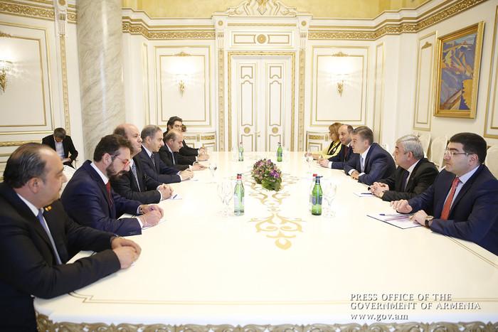 Քննարկվել են հայ-լիբանանյան տնտեսական կապերի զարգացմանն ուղղված մի շարք հարցեր
