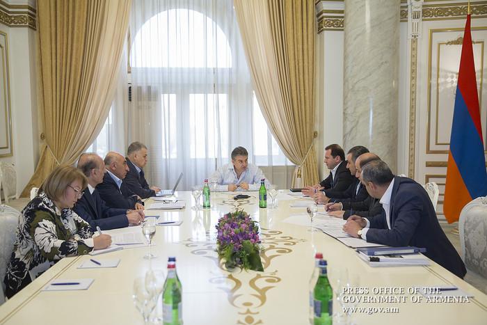 Առաջարկվում է Հայաստանում ստեղծել հակակարկտային փոխլրացնող համակարգ