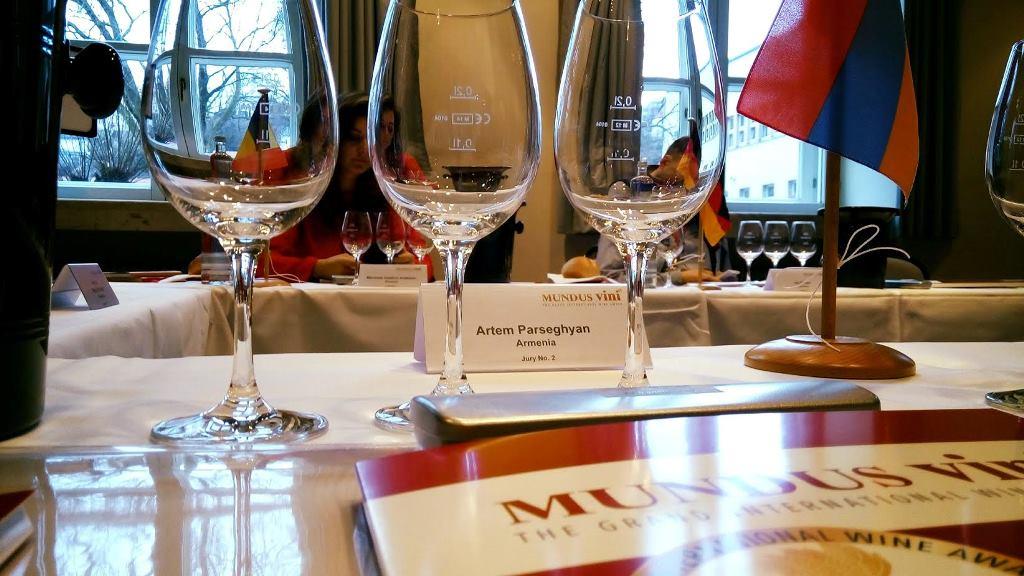Հայկական գինիների աննախադեպ հաջողությունը «MUNDUS VINI 20th Grand International Wine Awards» մրցանակաբաշխության շրջանակներում