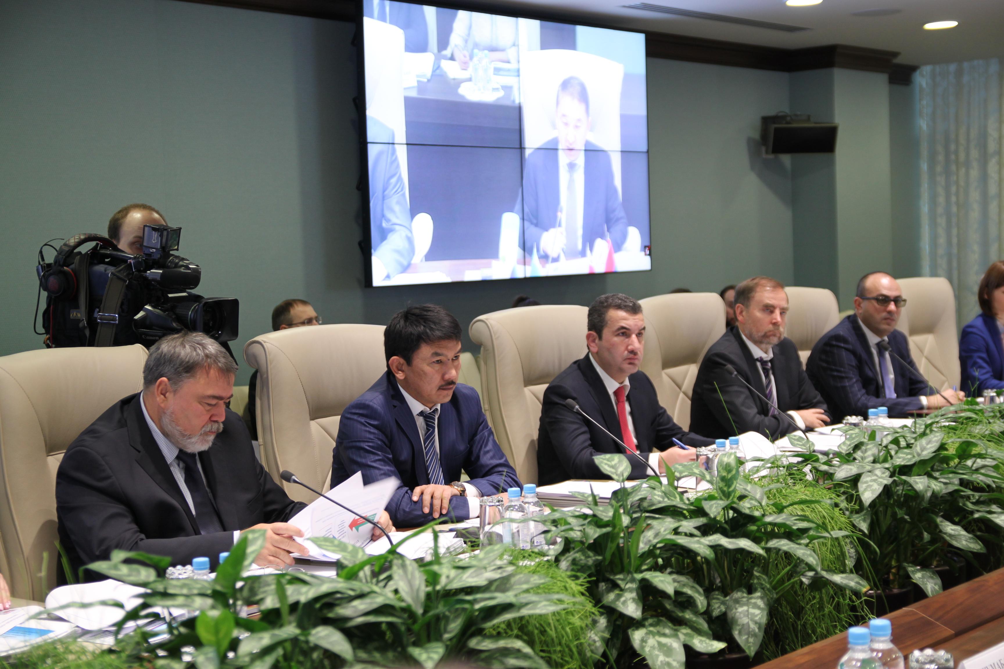 ՏՄՊՊՀ. Արտակ Շաբոյանը Ալմաթիում խոսել է ԵԱՏՄ անդամակցության տեսանելի արդյունքների մասին
