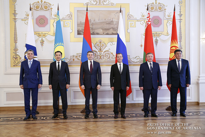Կարեն Կարապետյան. Հայաստանը կարևորում է ԵԱՏՄ թվային օրակարգի գաղափարը