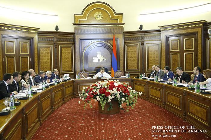 Կարեն Կարապետյանի գլխավորությամբ քննարկվել են Արարատի և Արմավիրի մարզերի զարգացման ներդրումային նոր ծրագրերը
