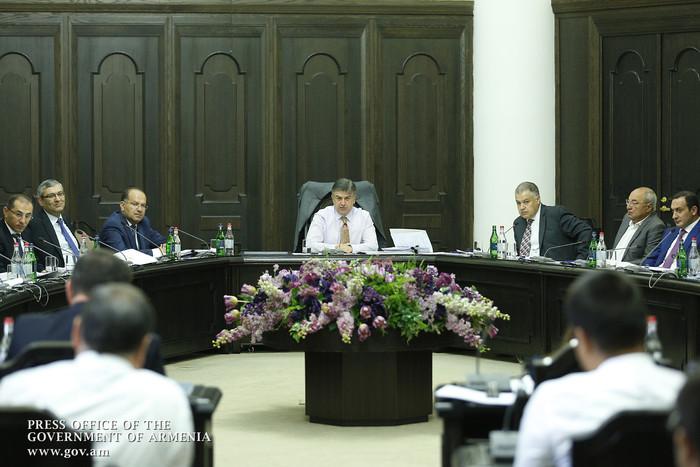 Տեղի է ունեցել Կոռուպցիայի դեմ պայքարի խորհրդի հերթական նիստը