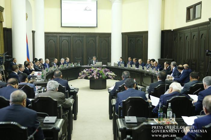 ՀՀ կառավարություն. աջակցություն ներդրումային ծրագրերին՝ կստեղծվի 70 աշխատատեղ