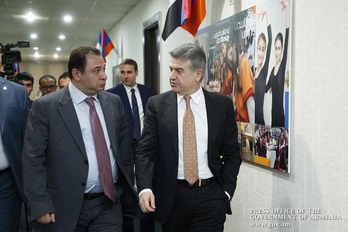 Վարչապետ Կարապետյանն իր մեկ տարվա աշխատավարձը փոխանցել է Հայաստան Համահայկական հիմնադրամին
