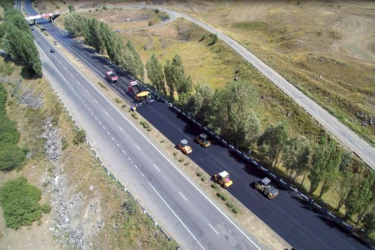 Երևան-Սևան միջպետական ավտոճանապարհի հիմնանորոգումն ավարտվել է