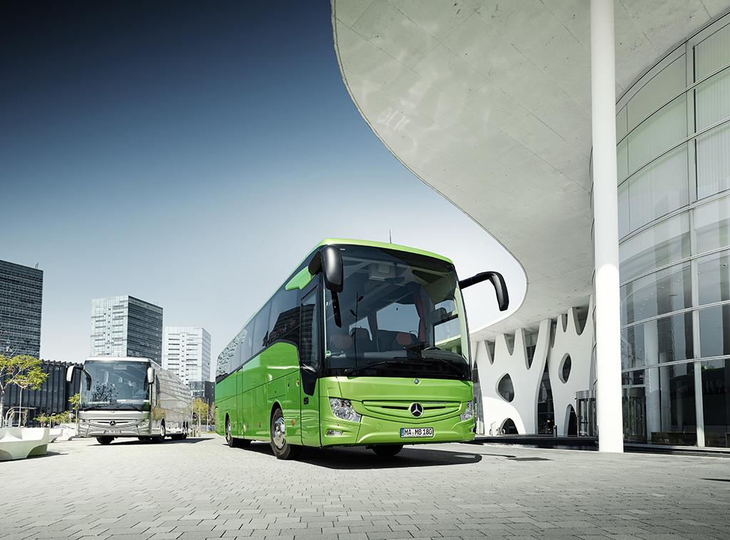 Mercedes-Benz-ը ներկայացրել է Եվրոպայի ամենահայտնի զբոսաշրջային Tourismo RHD ավտոբուսի նոր տարբերակը