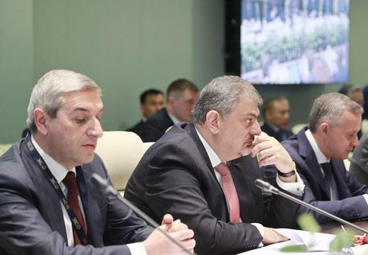 Վահան Մարտիրոսյանը Մոսկվայում մասնակցել է ԵԱՏՄ թվային օրակարգի քննարկումններին