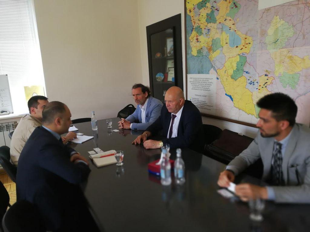 Լեհական «Կոնտրակտուս» կազմակերպությունը նպատակ ունի ներդրում կատարել Հայաստանի գյուղատնտեսությունում