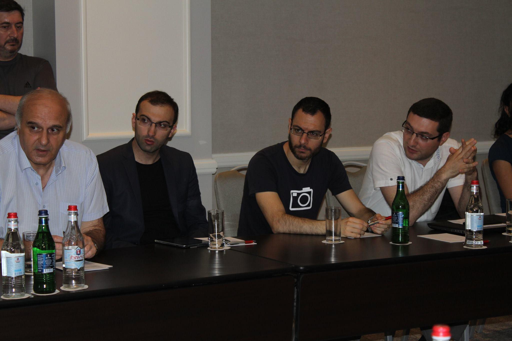 Ucom և PicsArt. կլոր-սեղան քննարկում՝ արհեստական բանականության զարգացումը Հայաստանում և կիրառումը բիզնեսում