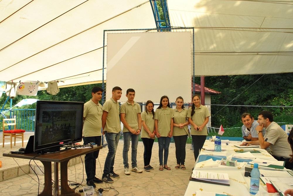 DigiCamp. Հայտնի են նորարարական ճամբարի հաղթող գաղափարները