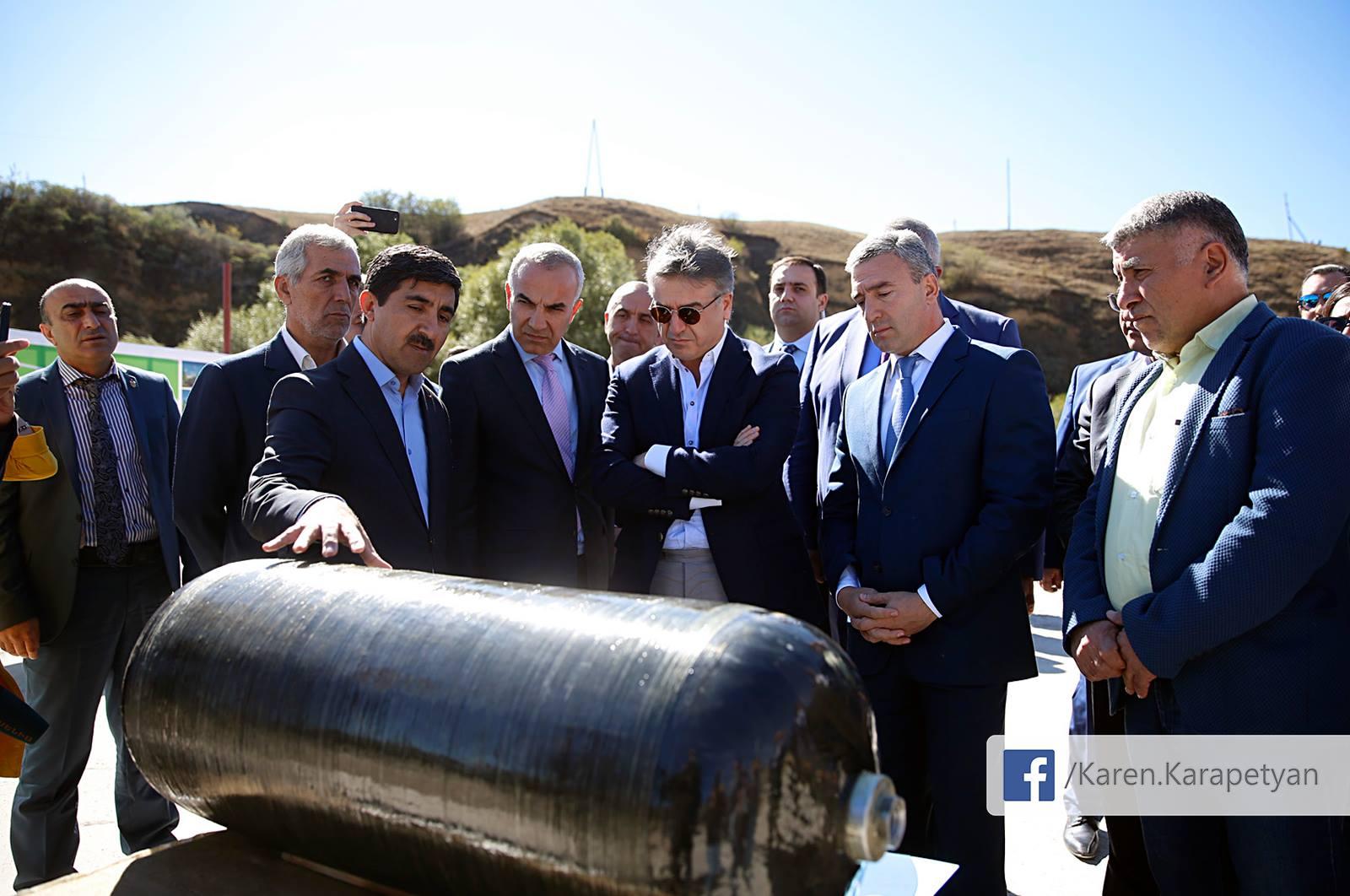Իրանական ընկերությունը Հայաստանում 130 մլն դոլարի ներդրում կիրականացնի