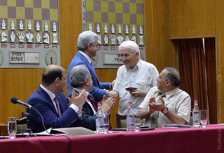 Տեղի է ունեցել Հայաստանի շախմատային ֆեդերացիայի հաշվետու-ընտրական կոնֆերանսը