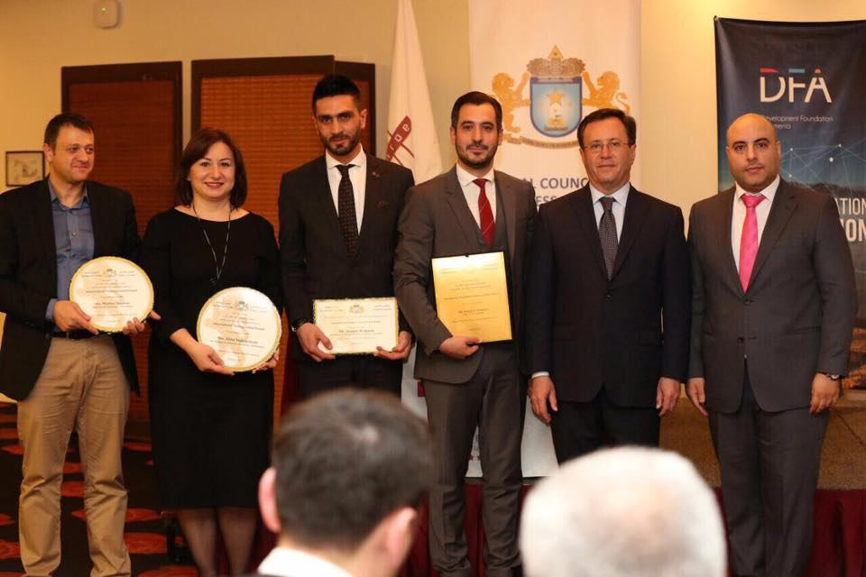 Հայաստանի զարգացման հիմնադրամը գործարար առաքելությամբ Լիբանանում է