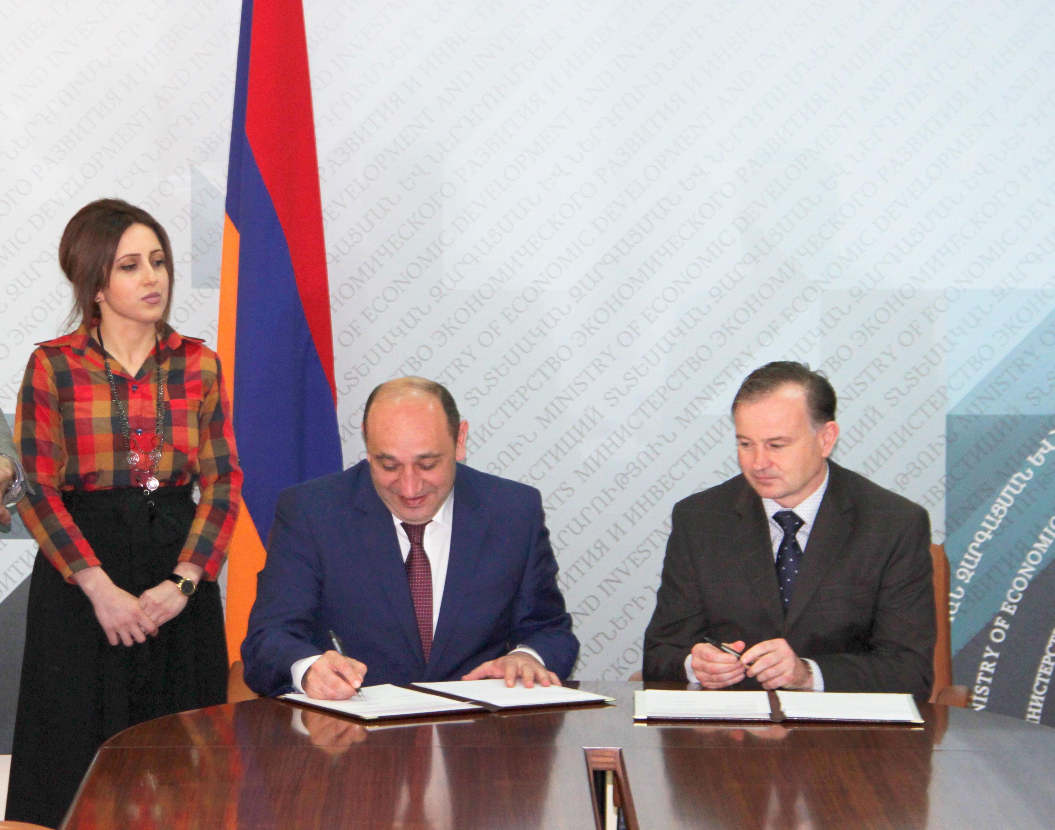 Չեխական ընկերությունը Հայաստանում լուսադիոդային լուսավորման համակարգեր կարտադրի. ստեղծվում է 170 աշխատատեղ