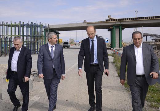 Վահան Մարտիրոսյան. Երևան-Արտաշատ ճանապարհահատվածի երկկողմանի երթևեկությունը կվերականգնվի մայիսի 25-ին