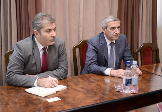 Քուվեյթցի գործարարը հետաքրքրված է Հայաստանի ճանապարհաշինական ծրագրերով
