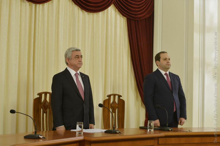 Սերժ Սարգսյան. Ինտերնետի գրաքննություն Հայաստանում չի լինելու, օրենքով չարգելվածը՝ թույլատրված է