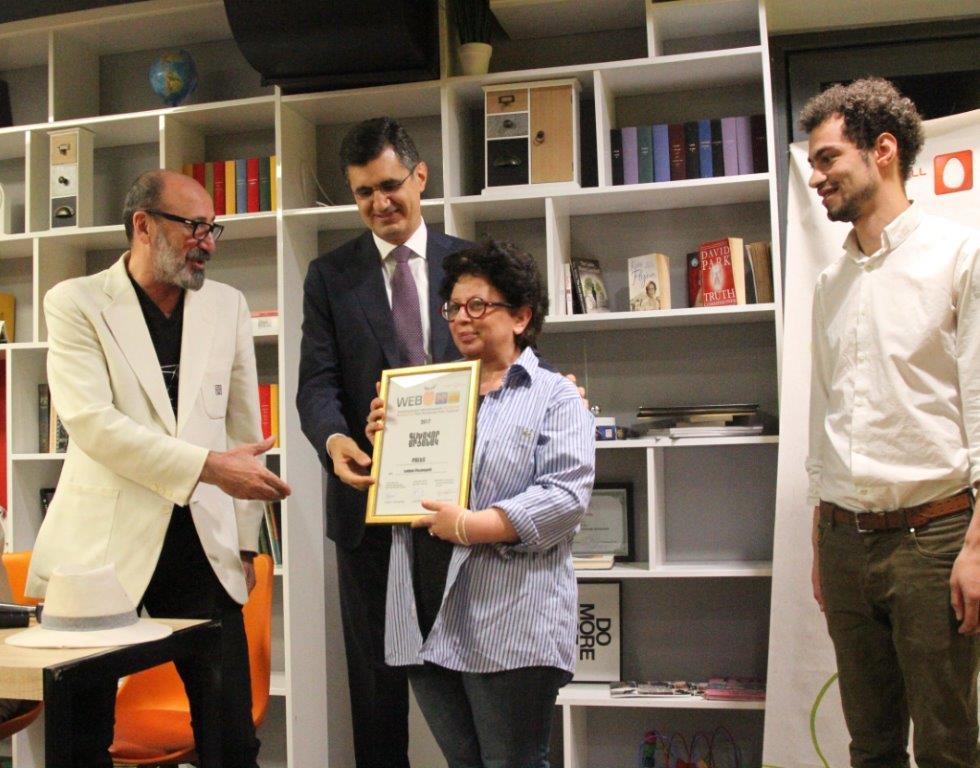 Վիվասել-ՄՏՍ. Կայացել է «Web ծիրան» համահայկական առցանց 6-րդ կինոփառատոնի մրցանակաբաշխությունը