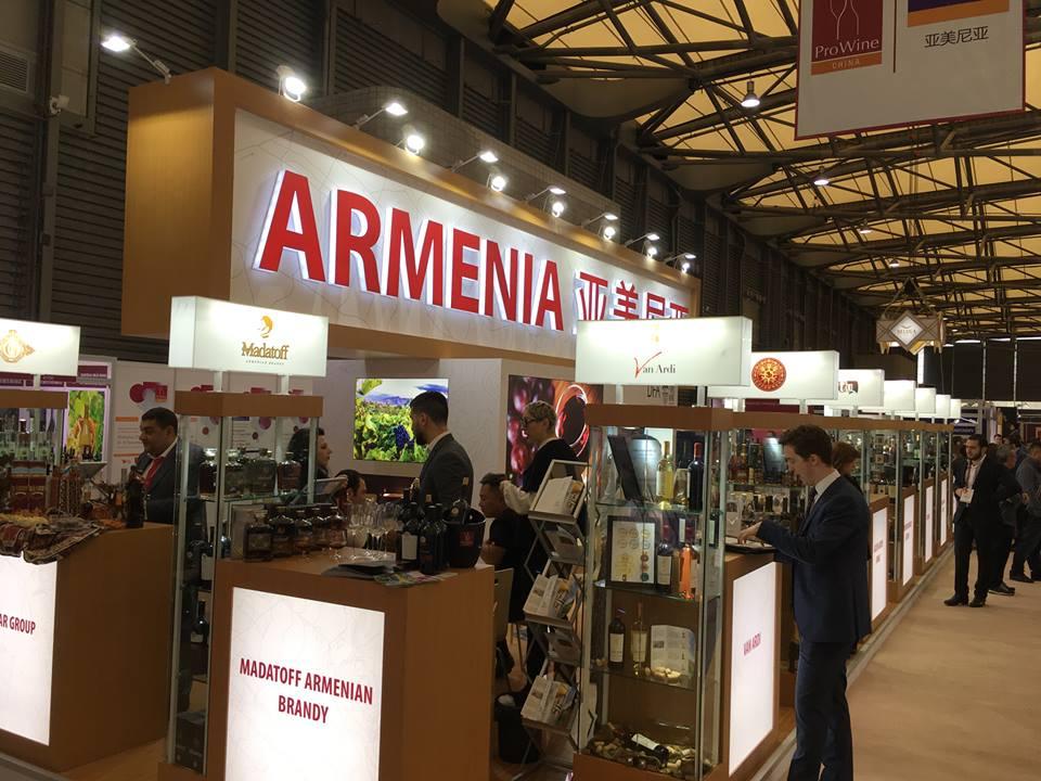 «ProWine China»-ն հայկական խմիչքների համար կարող է դառնալ չինական շուկա մուտք գործելու դարպասը