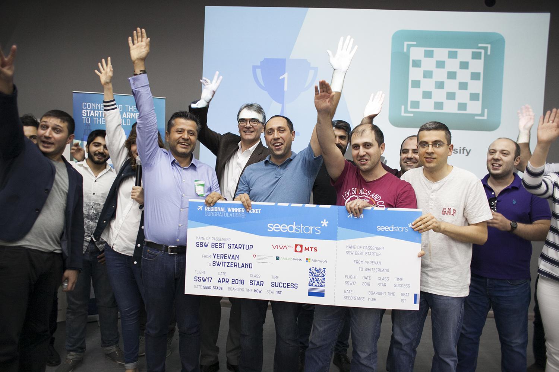 Վիվասել-ՄՏՍ. Chessify ստարտափը կներկայացնի Հայաստանը Seedstars World-ում