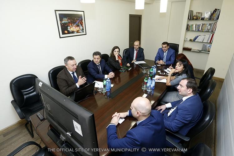 Քննարկվում է Երևանում նոր ճոպանուղի կառուցելու հարցը