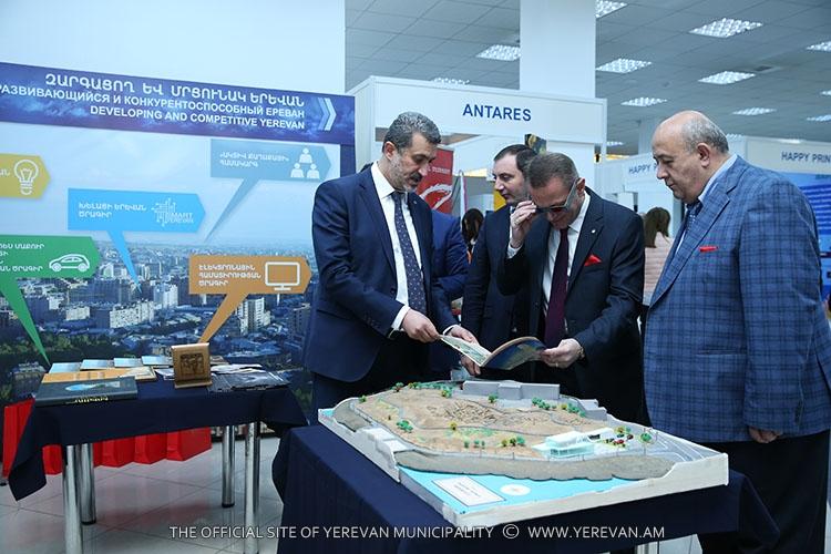 «ՊանԱրմենիան էքսպո 2017»-ում ներկայացվել է Երևան քաղաքի ներդրումային առաջարկների փաթեթը