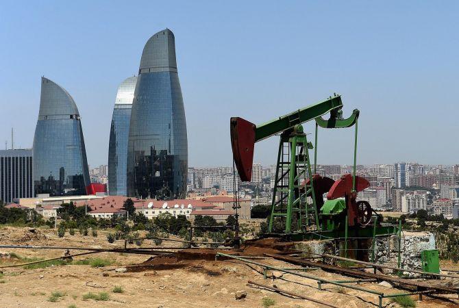 Ադրբեջանի հում նավթից ստացվող եկամուտները նվազել են 26%-ով