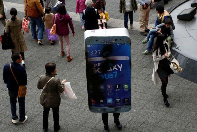 Samsung Galaxy Note 7-ի պայթյունների պաշտոնական պատճառը