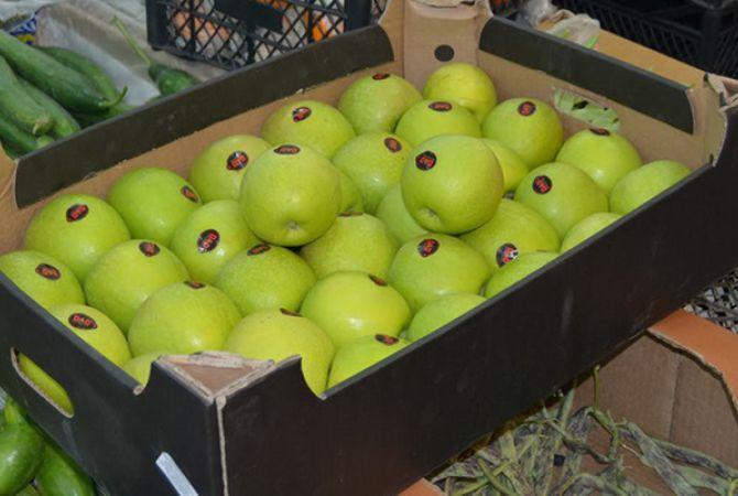 ՍԱՊԾ. ադրբեջանական ծագման խնձորների նմուշներում շեղումներ չեն արձանագրվել