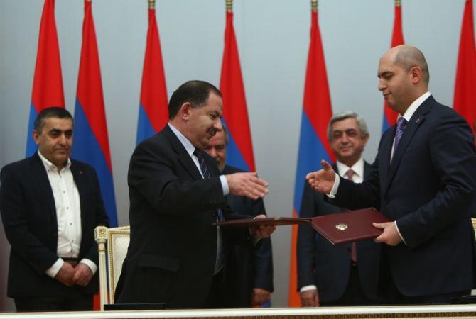 Ստորագրվեց ՀՀԿ ու ՀՅԴ կոալիցիոն համագործակցության նոր համաձայնագիրը